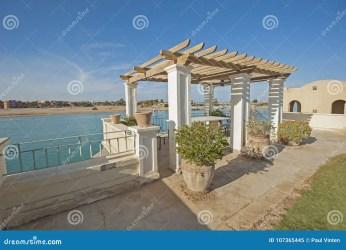 exterior tropical villa dining luxury area