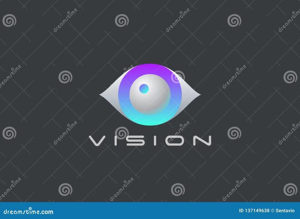 medium resolution of eye logo vision 3d design vector template security video photo optic lens spy virtual camera logotype concept icon