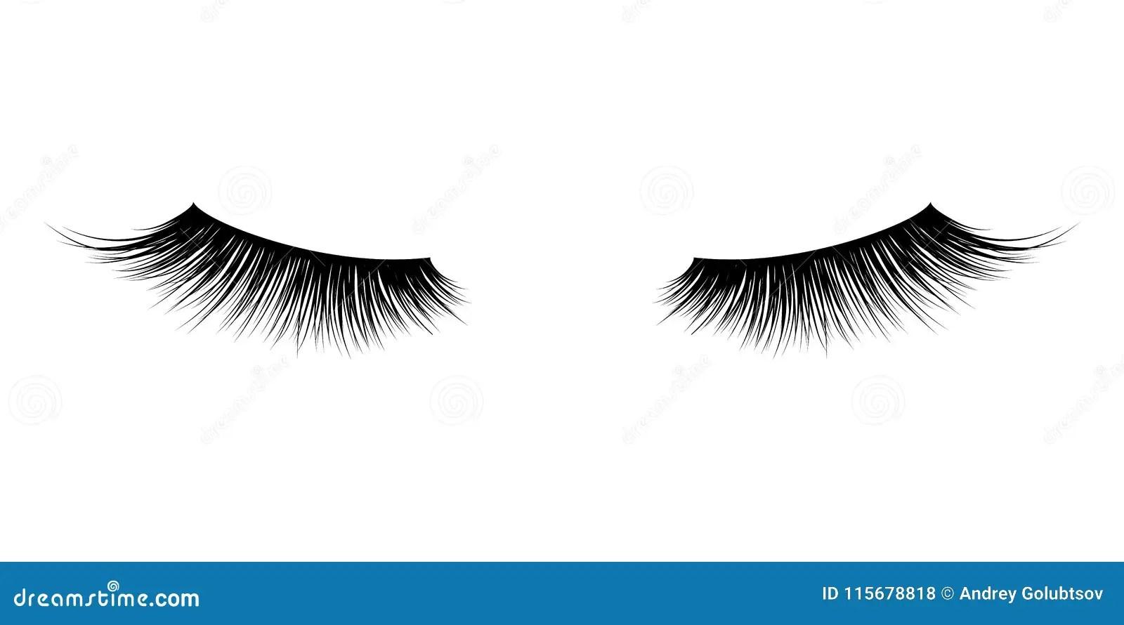 Eyelash Cartoons, Illustrations & Vector Stock Images