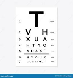 eyes test chart [ 1300 x 1390 Pixel ]