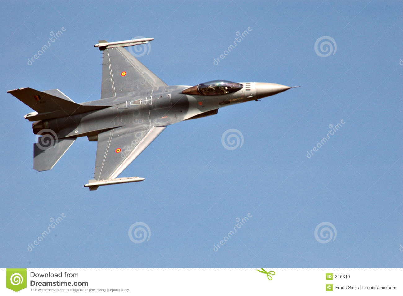 F16, Top View Royalty Free Stock Images  Image 316319