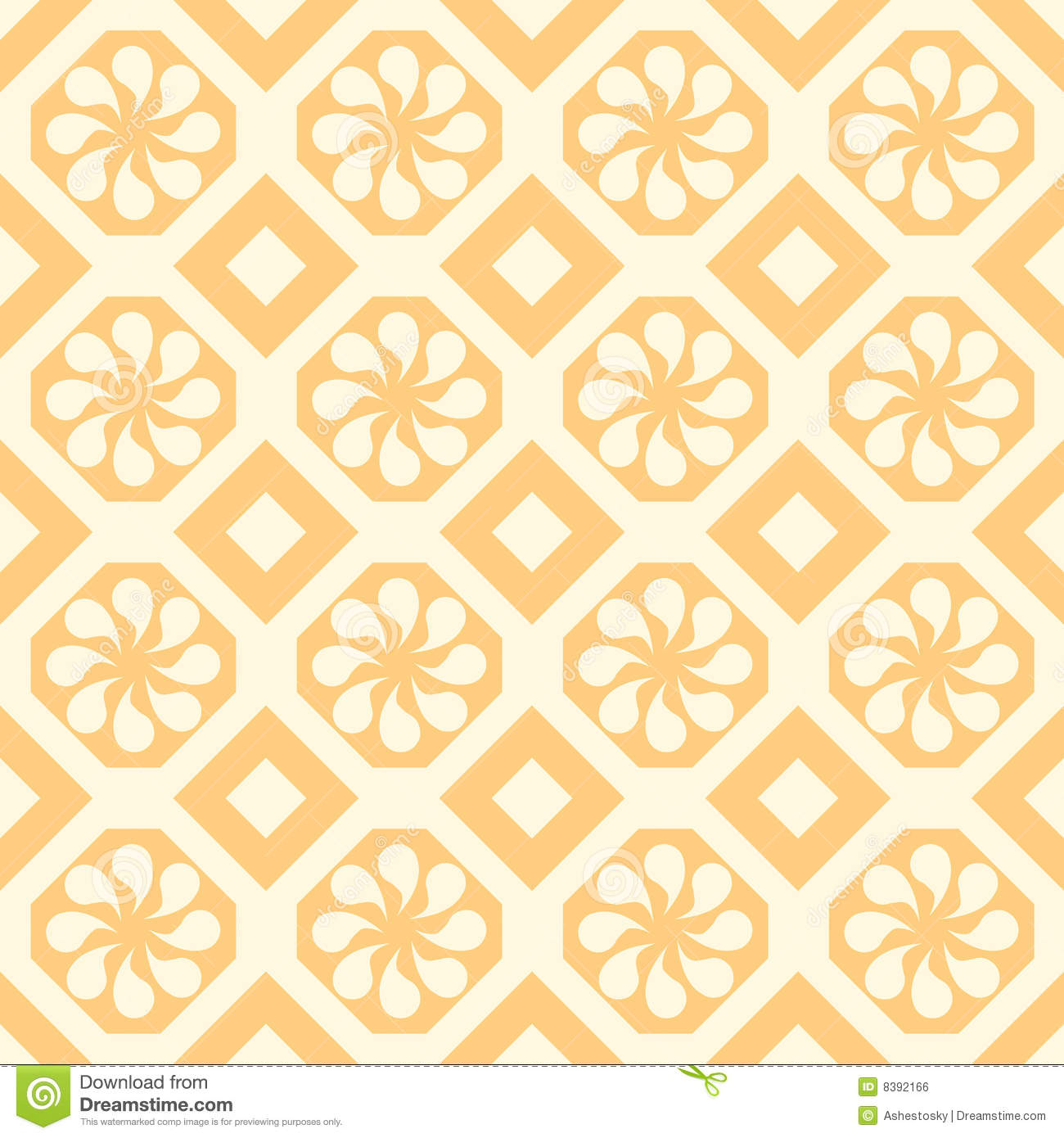 Fabric Tile Wallpaper Texture Kitchen Royalty Free Stock