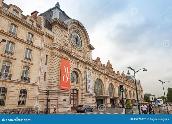 Modern Art Museum Paris France