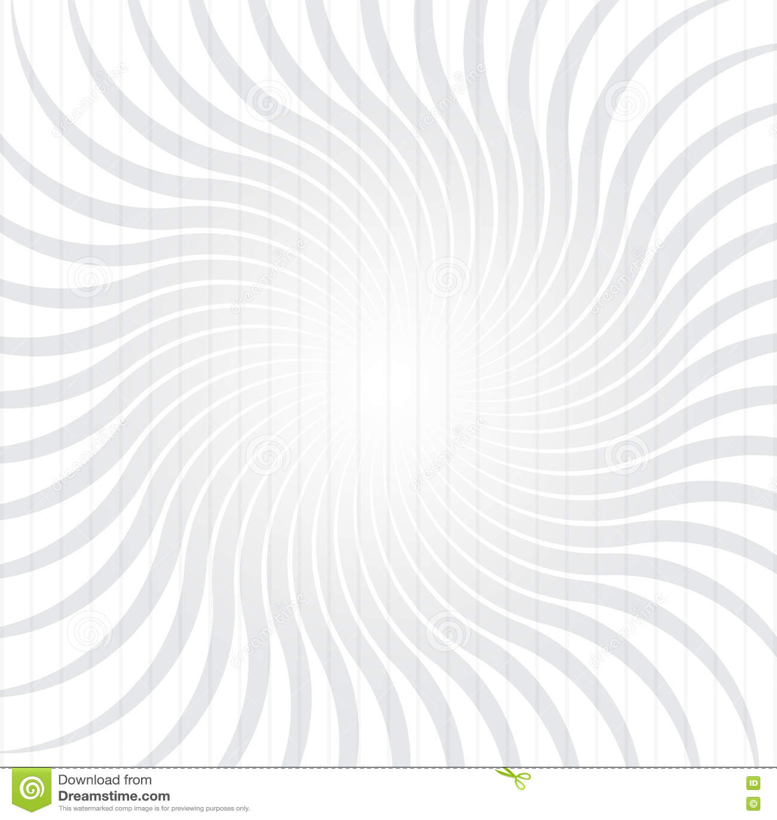 Grey Paper Star Overlay Vector Illustration