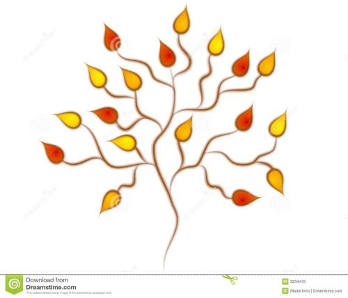 small resolution of fall autumn tree clip art