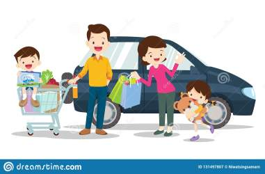 Family Shopping Cartoon Stock Illustrations 4 316 Family Shopping Cartoon Stock Illustrations Vectors & Clipart Dreamstime