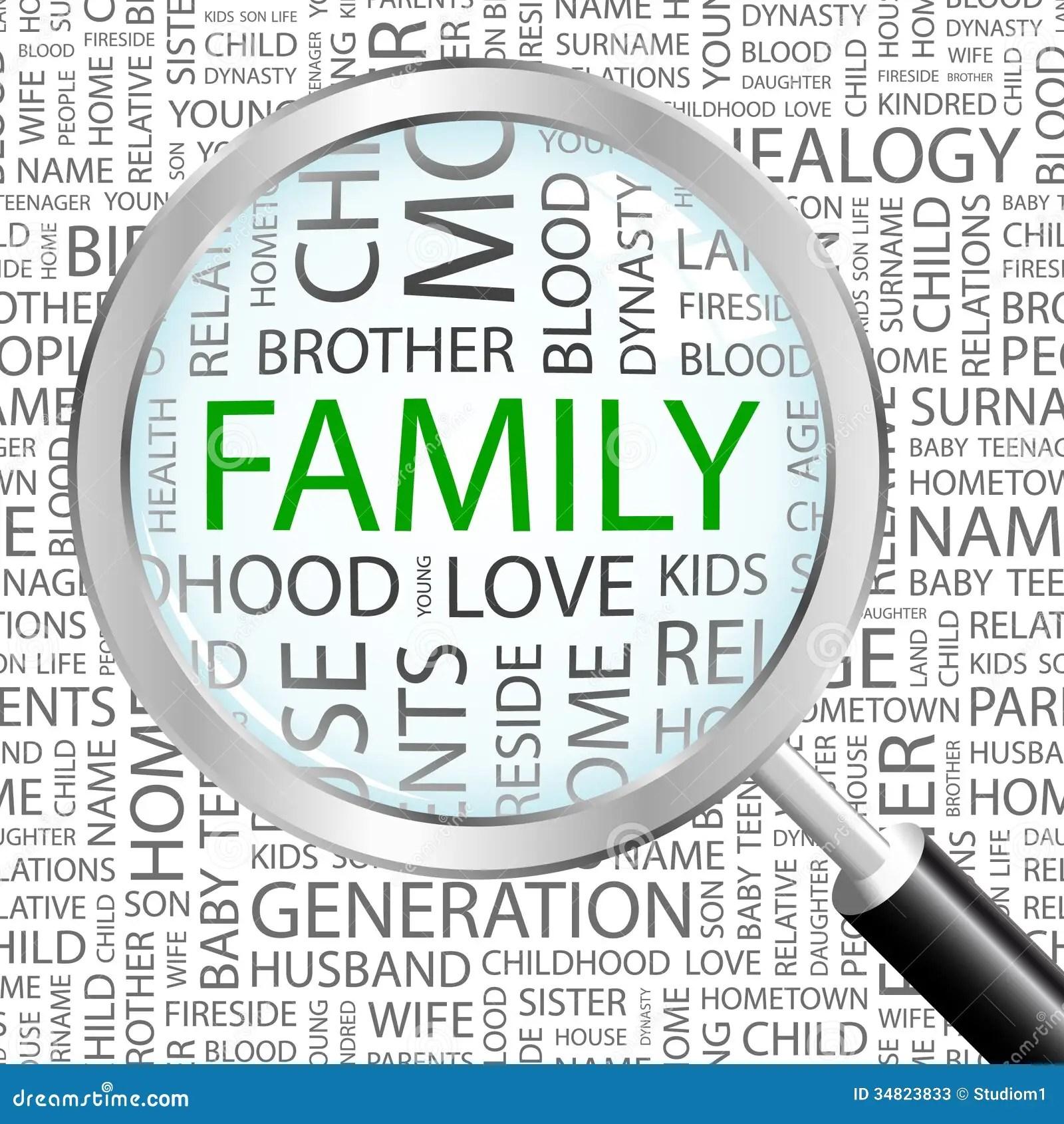 FAMILY Stock Photos Image 34823833