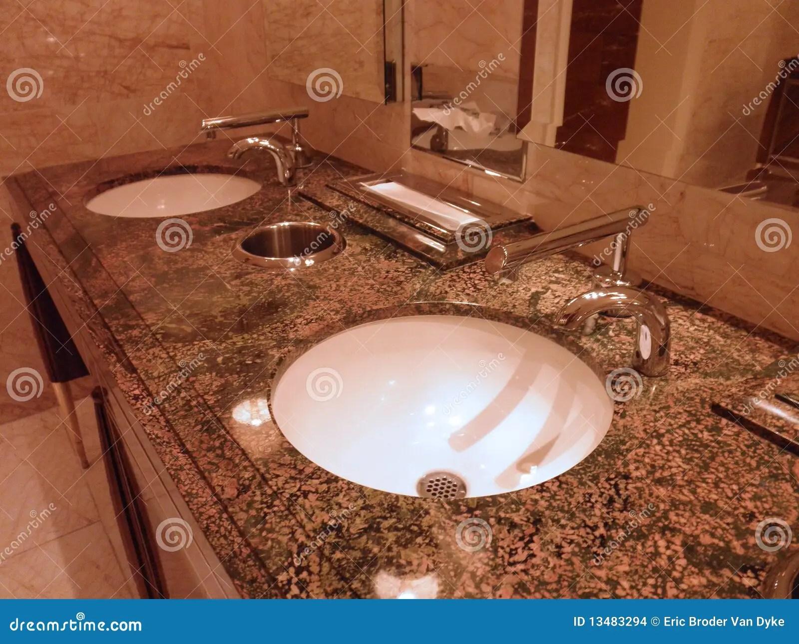 Fancy Bathroom Sinks Editorial Stock Image  Image 13483294