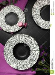 fancy restaurant setting background plates creative preview