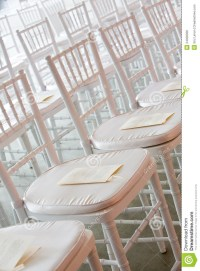 Fancy White Chairs Stock Photo - Image: 24028000