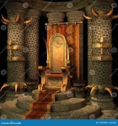 throne fantasy trono fantasia king queen stanza fantasie prince golden less
