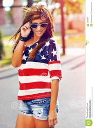 american wearing hipster woman portrait sunglasses young sunset su outdoor preview