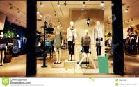 Fashion Shop Boutique Store Stock Photo - Image of sell ...