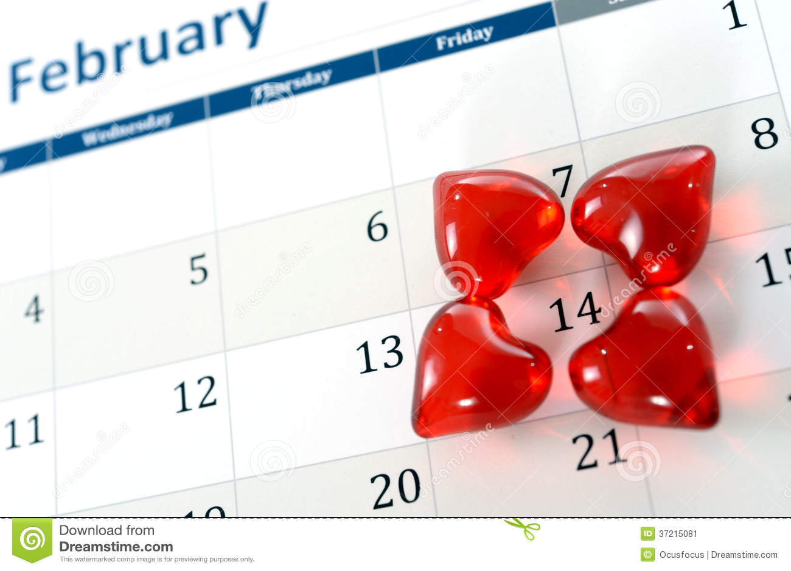 Calendar Page Stock Image 35567401