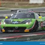 Ferrari 458 Gt3 Campeonato De La Serie De Blancpain Gt Foto Editorial Imagen De Serie Ferrari 78113566