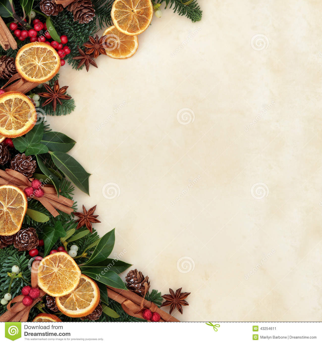 Festive Fruit Stock Photo Image 43254611