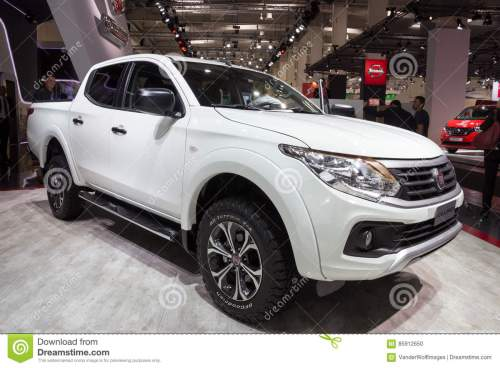 small resolution of hannover germany sep 21 2016 new 2017 fiat professional fullback extended cab pick up truck at the international motor show for commercial vehicles