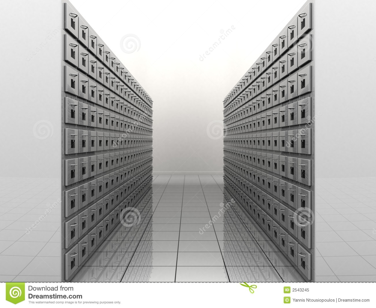 File Room Royalty Free Stock Photo  Image 2543245