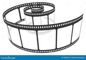 Filmstreifen vektor abbildung. Illustration von ...