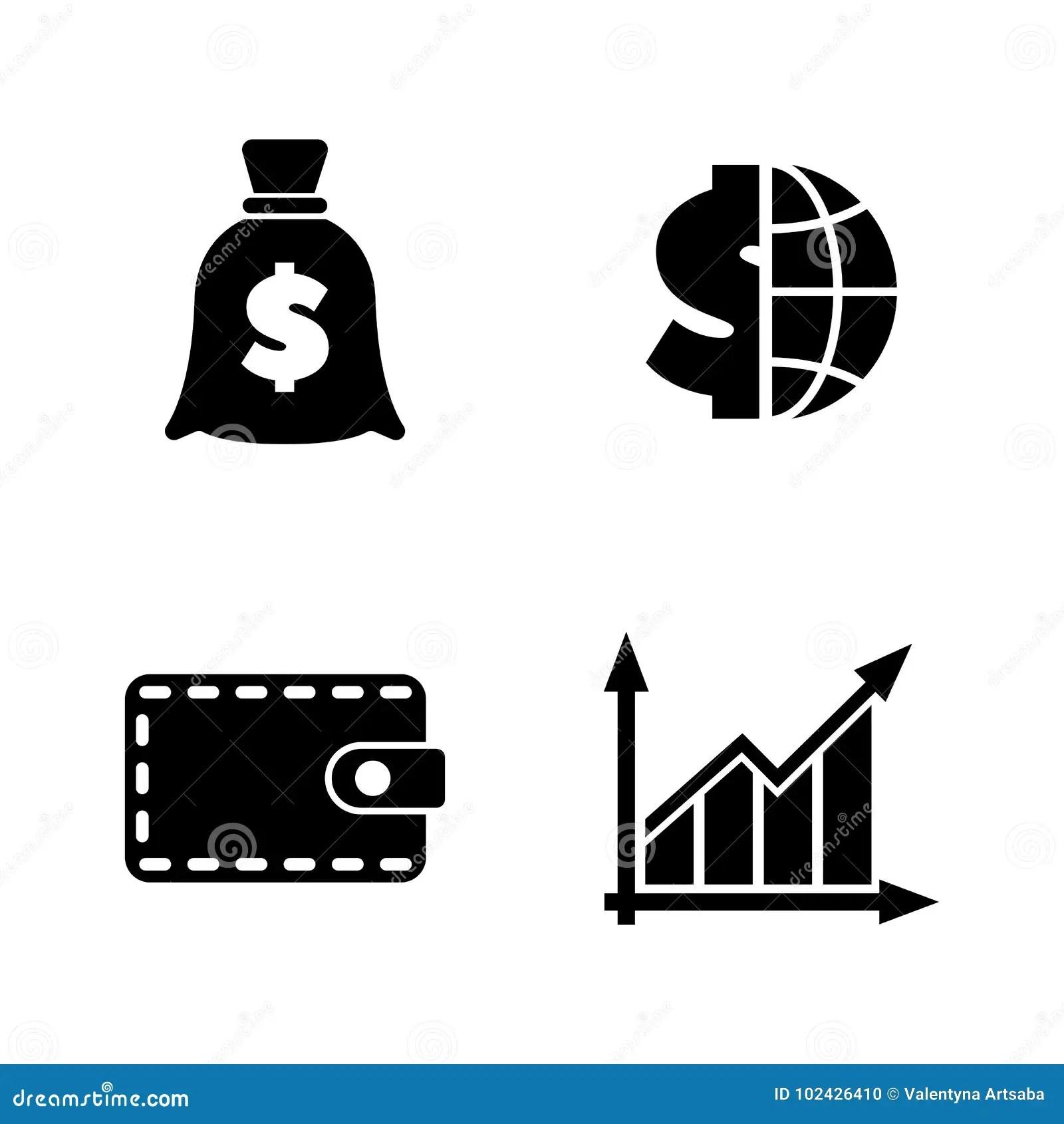 World Market Economy Growth And Increase Stock Photo