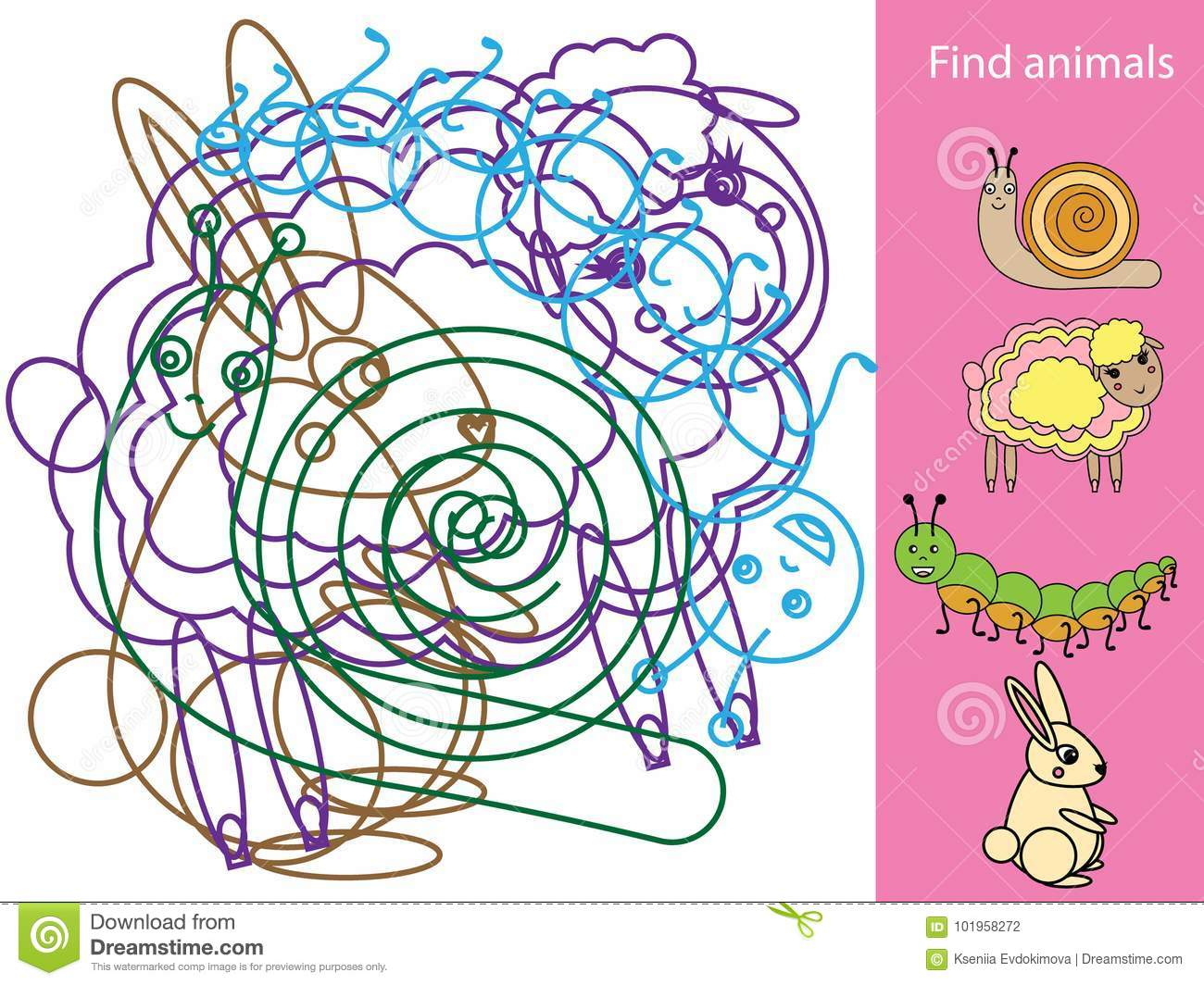 Toddlers Cartoons Illustrations Amp Vector Stock Images