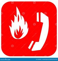 fire alarm sign [ 1300 x 1390 Pixel ]