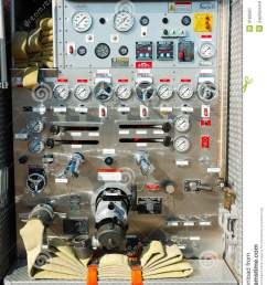 fire truck control panel stock image image of fight help truck engine parts diagram mack truck [ 960 x 1300 Pixel ]