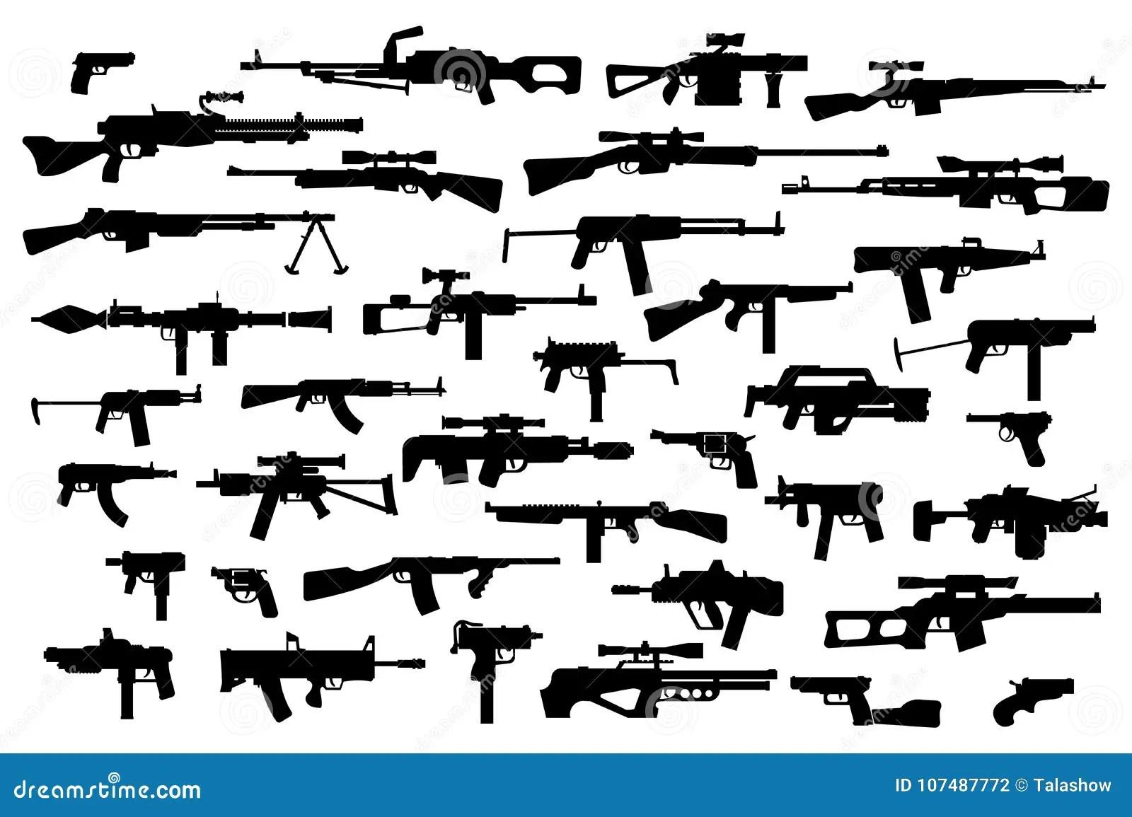 Dibujos De Free Fire De Armas