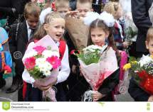 Russian School Children