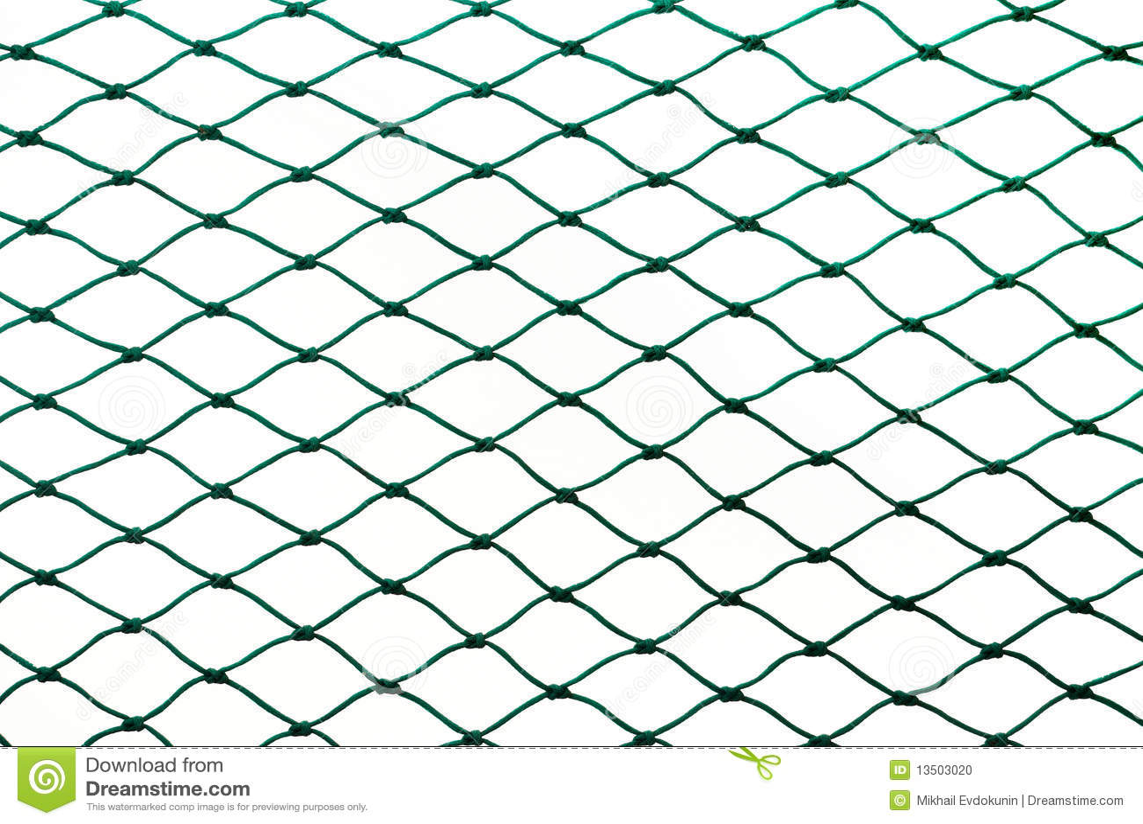 Fishing Net Stock Photo  Image 13503020