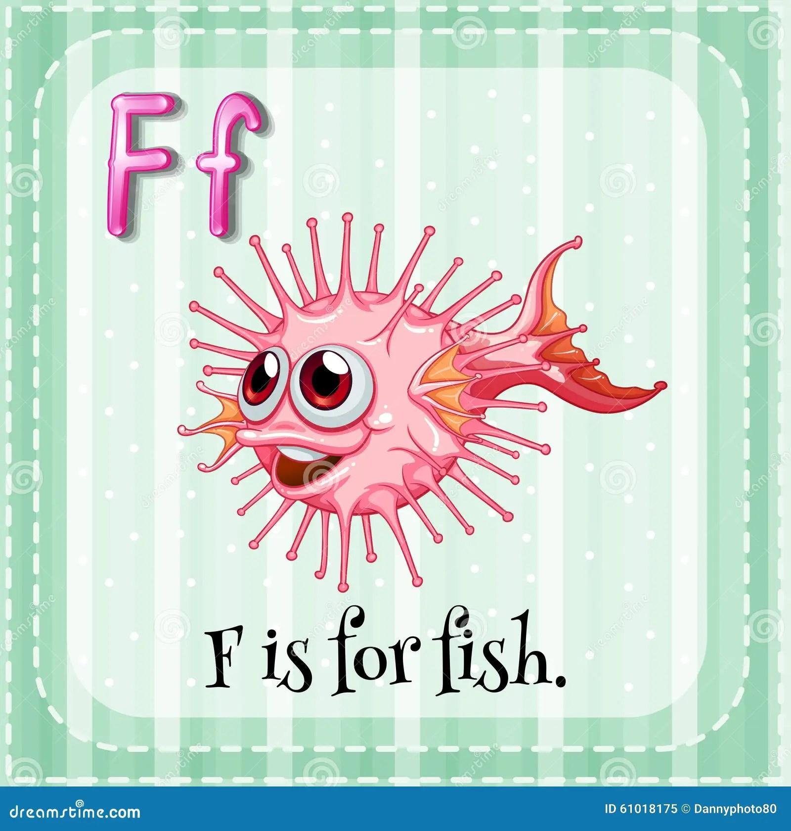 Flashcard Letter B Is For Brain Cartoon Vector