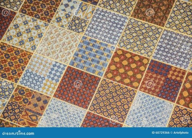 Linoleum Tile Patterns