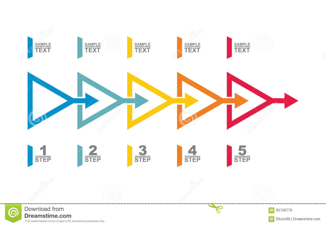 Flow Chart Template Stock Vector – Image: 65726779