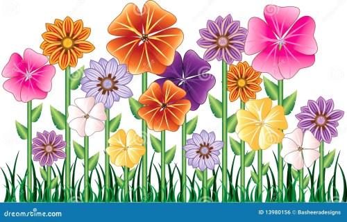 small resolution of flower garden