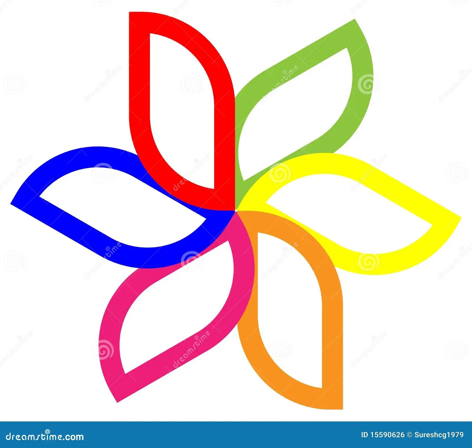 Yellow Flower Logo Company