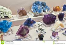 Fluorite Collection Tucson Gem And Mineral Show