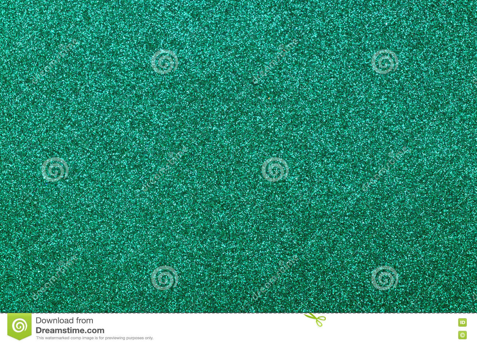 focused emerald texture glitter