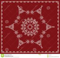 Folk, Tribal Design, Motif, Wall Painting Stock Vector ...