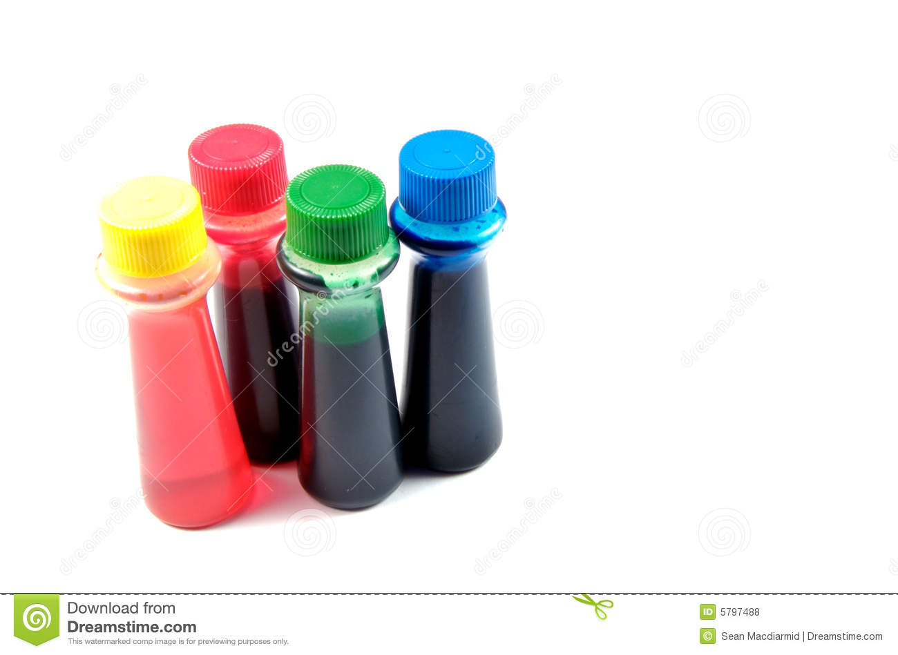 Food Coloring Stock Photo Image Of Kitchen Studio