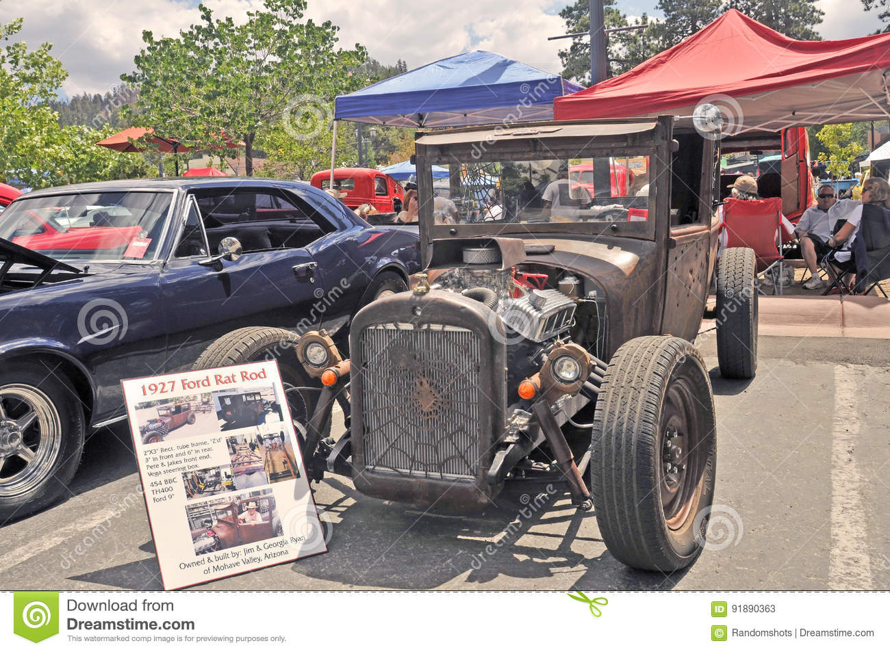 hight resolution of ford rat rod