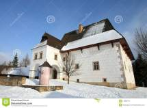 Medieval Fortified House
