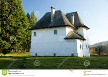 Fortified Manor House Plans