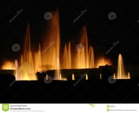 Fountain Show In LOngwood Gardens, PA Editorial Stock ...
