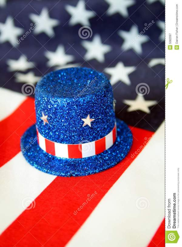 Fourth Of July Royalty Free Stock - 5082097
