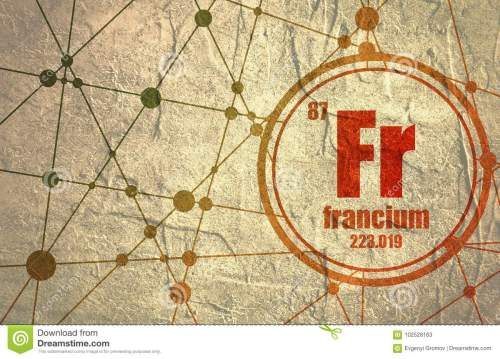 small resolution of francium chemical element stock illustration illustration of dot diagram nickel francium chemical element