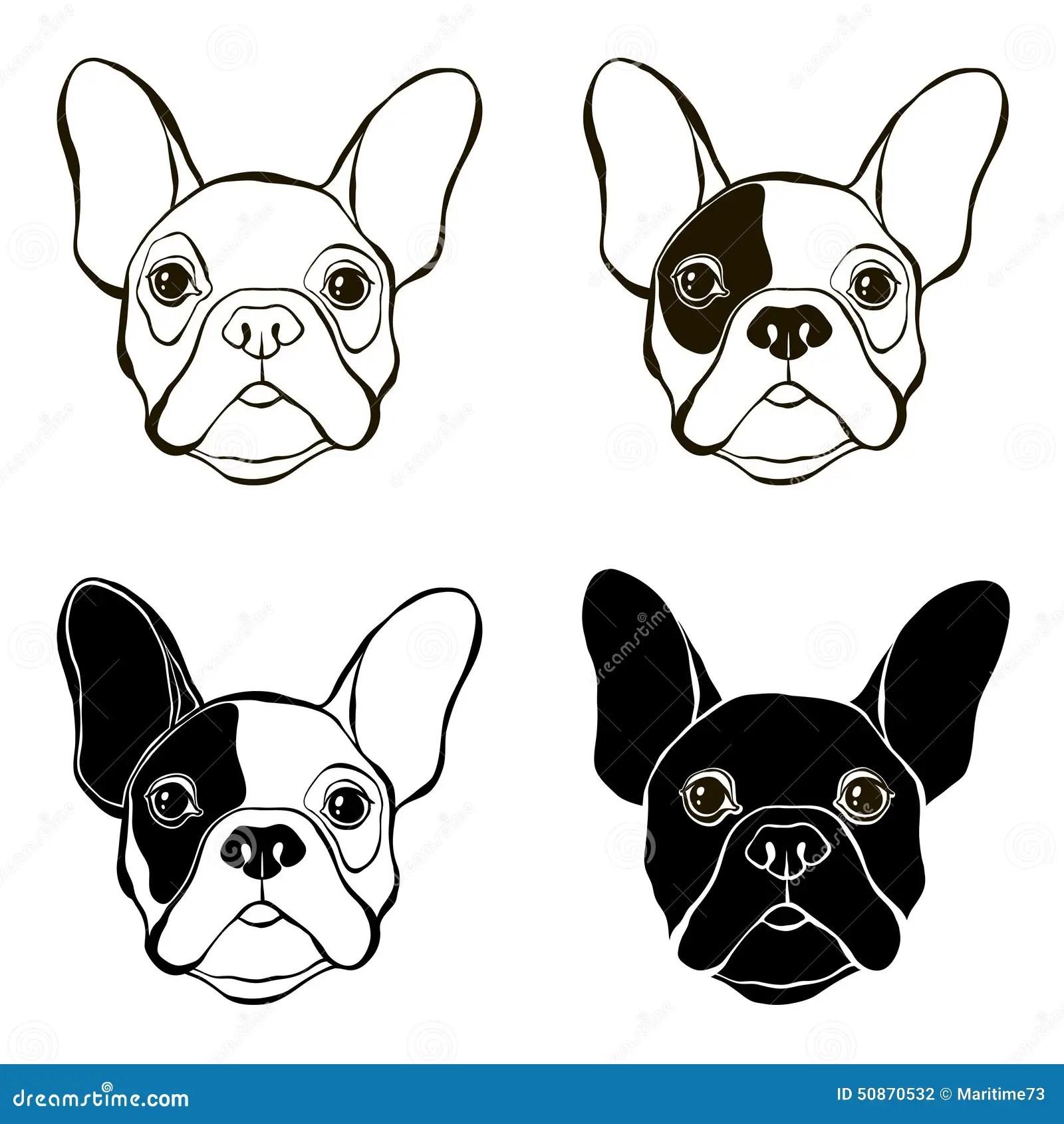 Französische Bulldogge Zeichnen - Malvorlagen Gratis