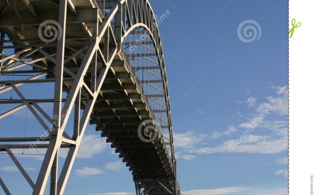 Fredrikstad Bridge Stock Image Image Of Traffic Steel