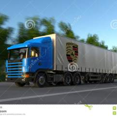 Semi Trailer Deutsch Tridonic Dimmable Ballast Wiring Diagram German Automatic Rifle Gewehr 43 Stock Photography