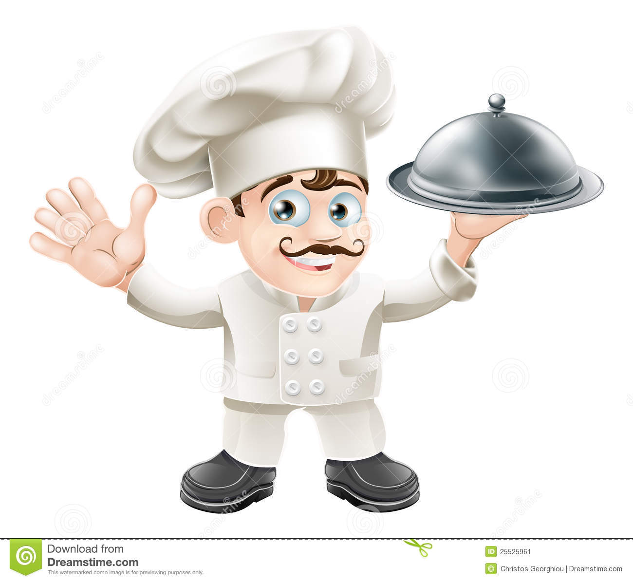 French Chef Stock Image  Image 25525961