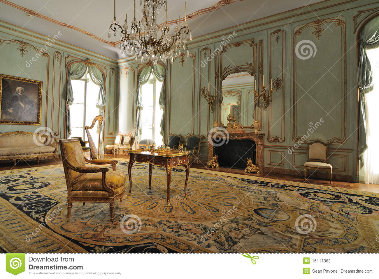French Furniture editorial stock photo Image of home